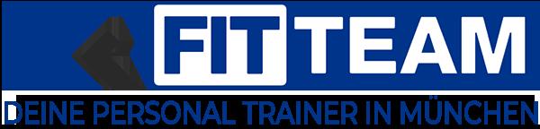 fit team personal trainer münchen logo