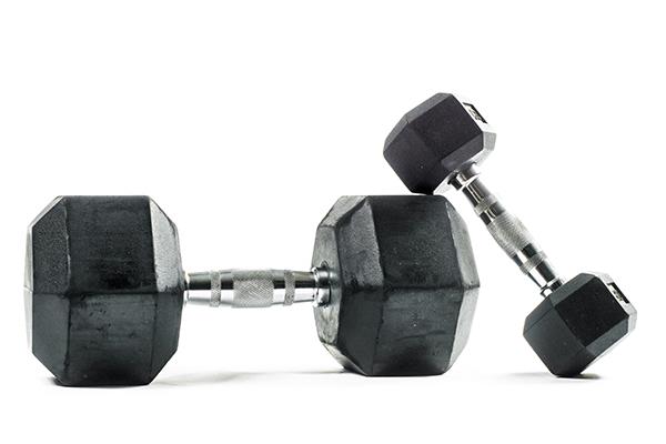 Personal Trainer Gewichte